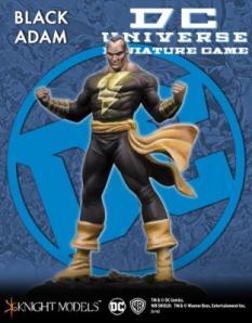 DC Universe Miniature Game Black Adam