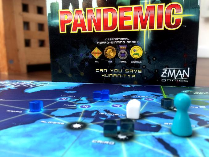 Pandemic (Saturday Review)