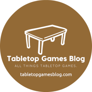 Tabletop Games Blog - All things tabletop games.