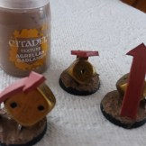 Blood Bowl Re-Roll Counters (3)