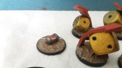 Blood Bowl Re-Roll Counters (7)