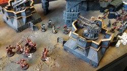 Showcasing the start miniatures with scenery really helps remind me how fun it was to get into the hobby.