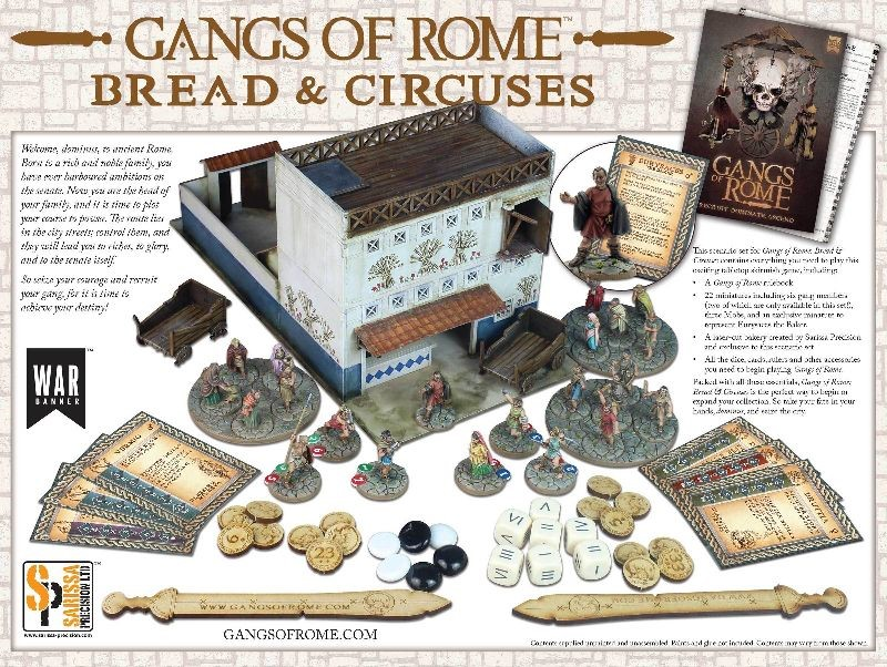 Gangs of Rome Bread and Circuses
