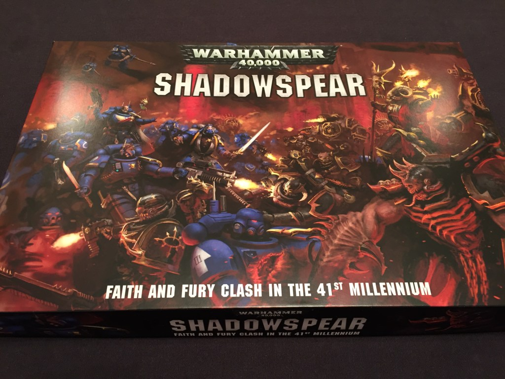 Shadowspear Box