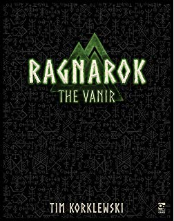 Ragnarok Book 2: The Vanir will include new scenarios, options and opponents for your warband.