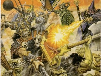 Cover of Warhammer Fantasy Battle 3rd Edition