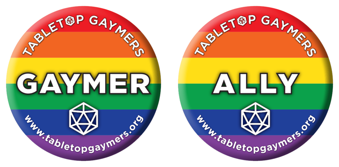 GAYMER ALLY Buttons