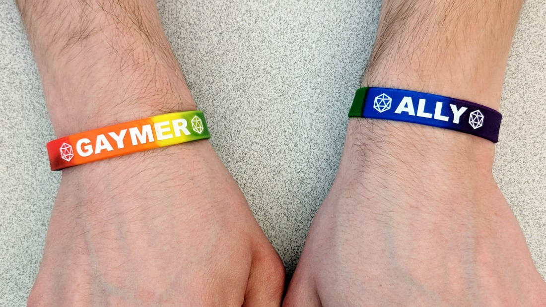 GAYMER Wristbands
