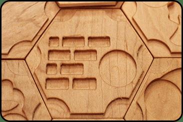 Catan - Brick Tile