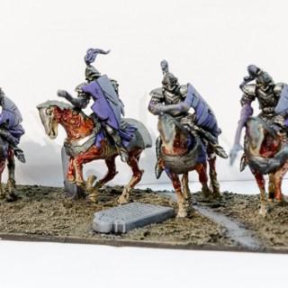 kings of war undead revenant cavalry