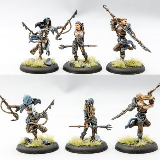 Guild Ball Fishermans Guild