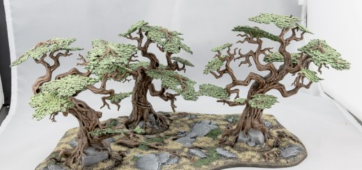 Games Workshop Tabletop Wald