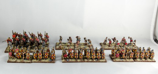 15mm Westwind Römer Tabletop