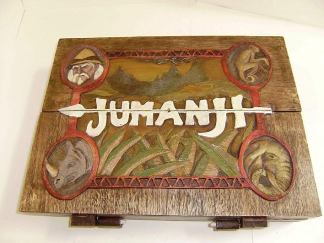 Real Life Jumanji Board Game Tabletop Kingdoms