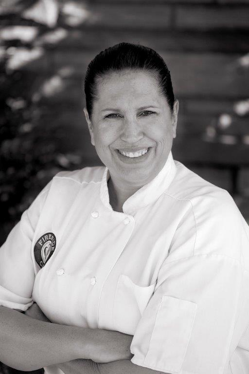Chef Kristin of Fireside Café & Catering