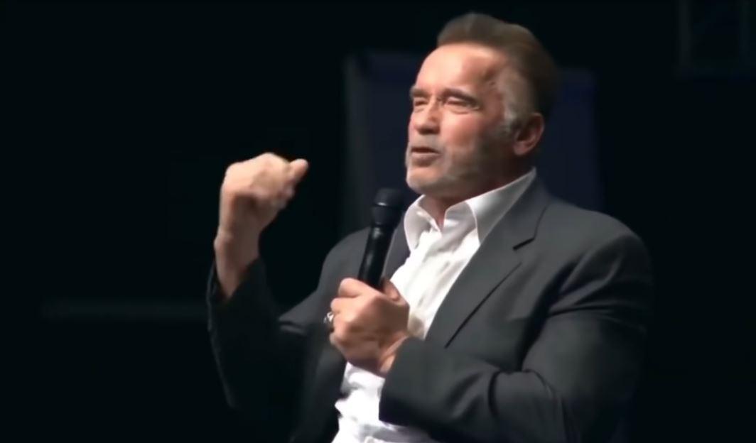 Arnold Schwarzenegger: How to Succeed – Sleep Faster
