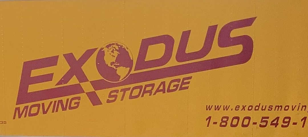 Video Announcement: Join us at the September 2020 event at Exodus Moving and Storage
