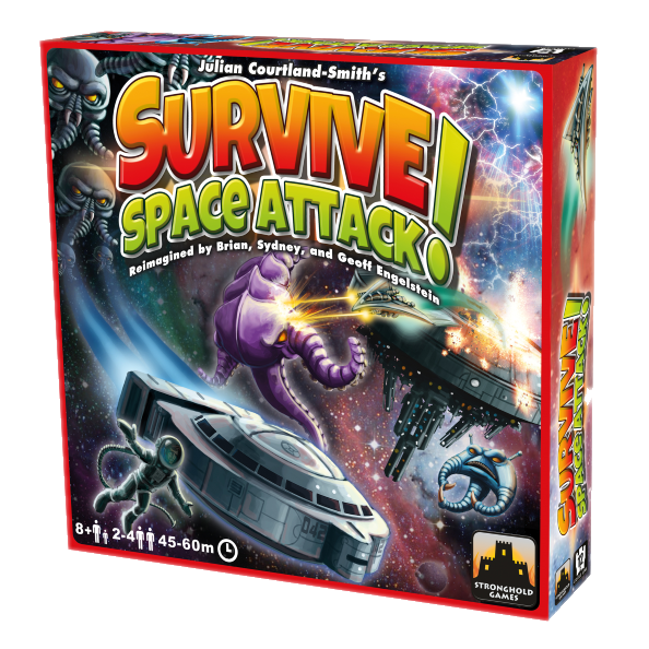 News: Survive: Space Attack!