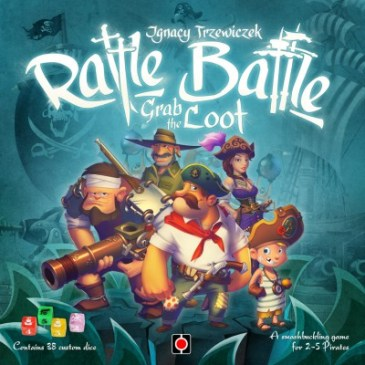 News: Rattle, Battle, Grab the Loot
