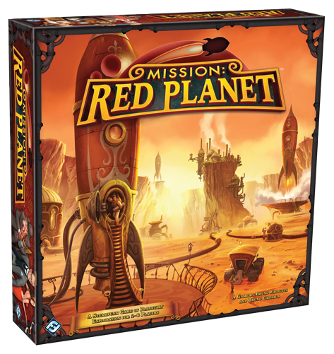 News: Mission: Red Planet