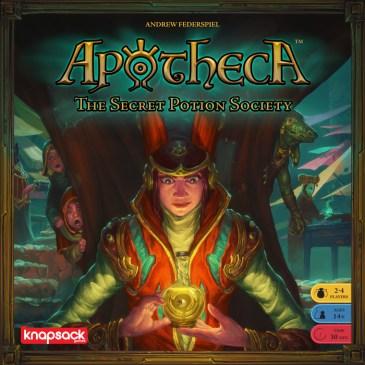 Kickstarter: Apotheca