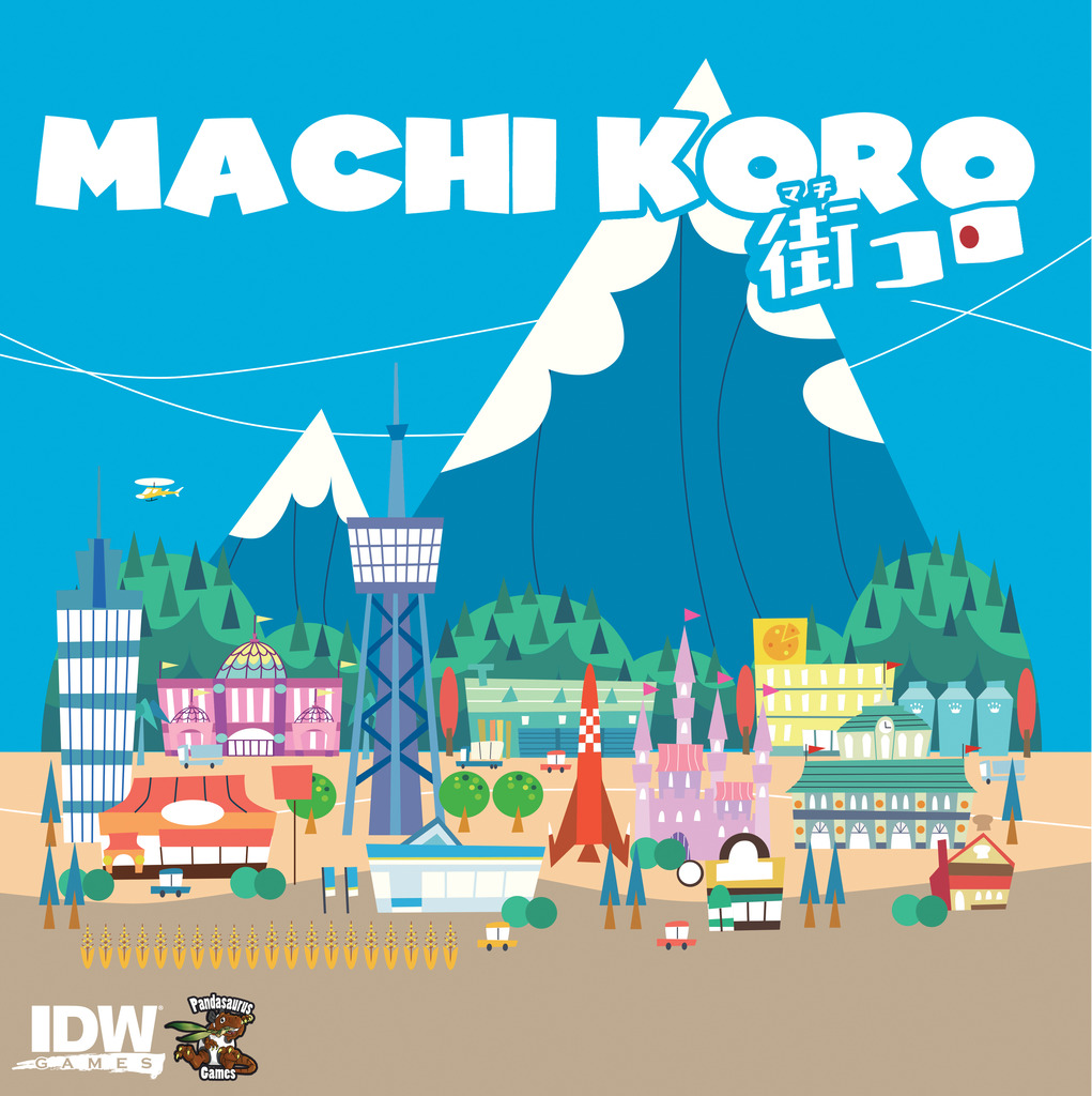 Review: Machi Koro