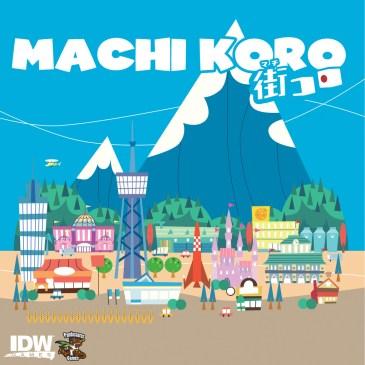 Review: Machi Koro