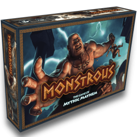 Monstrous - Box