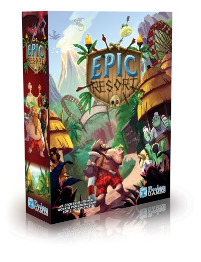 Epic Resort - Box