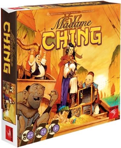 Madame Ching - Box