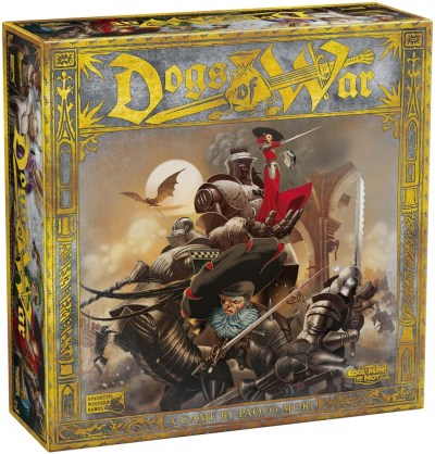 Dogs of War - Box