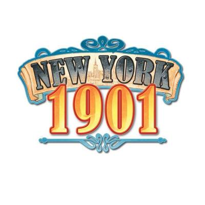 New York 1901 - Logo