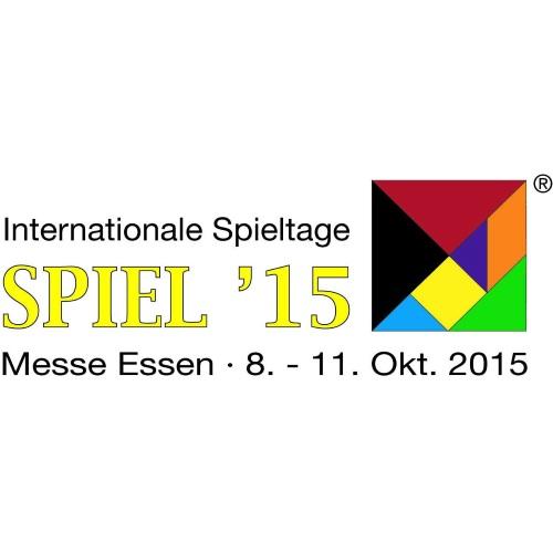 Essen SPIEL '15: Preparations