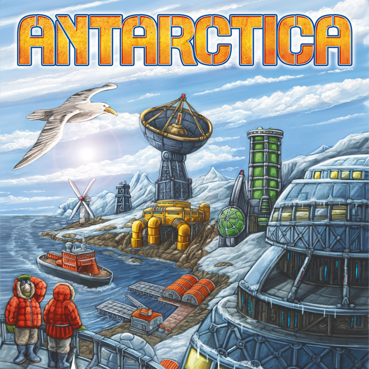 Review: Antarctica