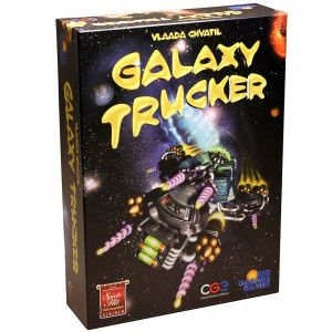 Galaxy Trucker - Box