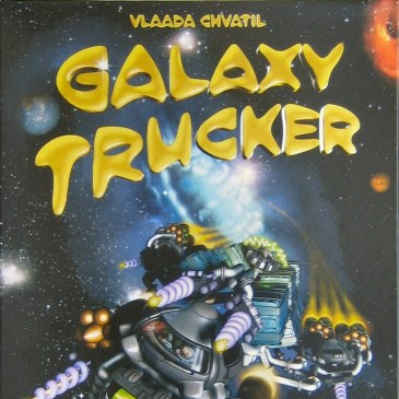 Review: Galaxy Trucker