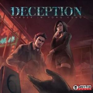 Deception Murder in Hong Kong - Cover