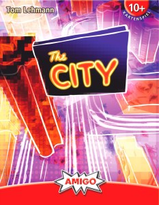 The City - Cover