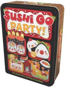 Sushi Go Party! - Box