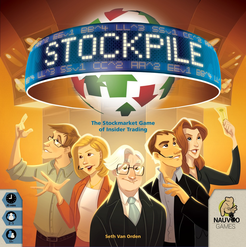 Review: Stockpile