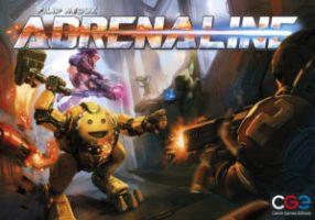 Adrenaline - Cover