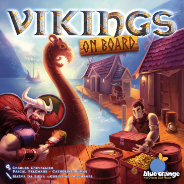 Review: Vikings on Board