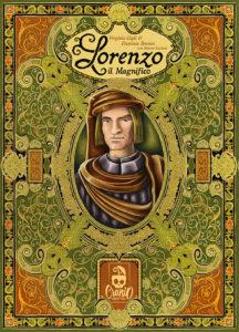 Lorenzo il Magnifico - Cover
