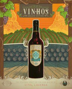 Vinhos - Cover
