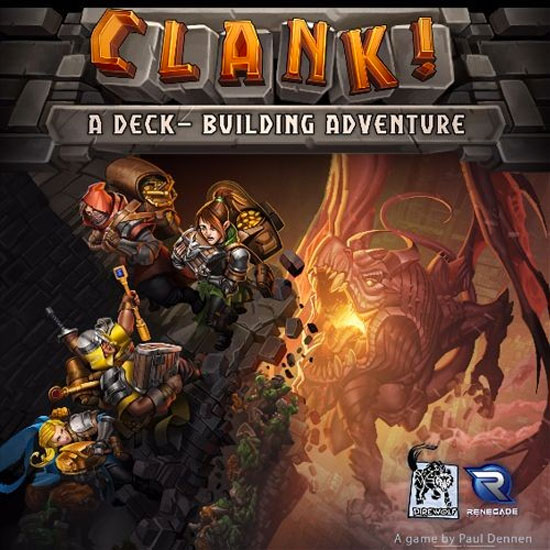 Review: Clank! - Tabletop Together image