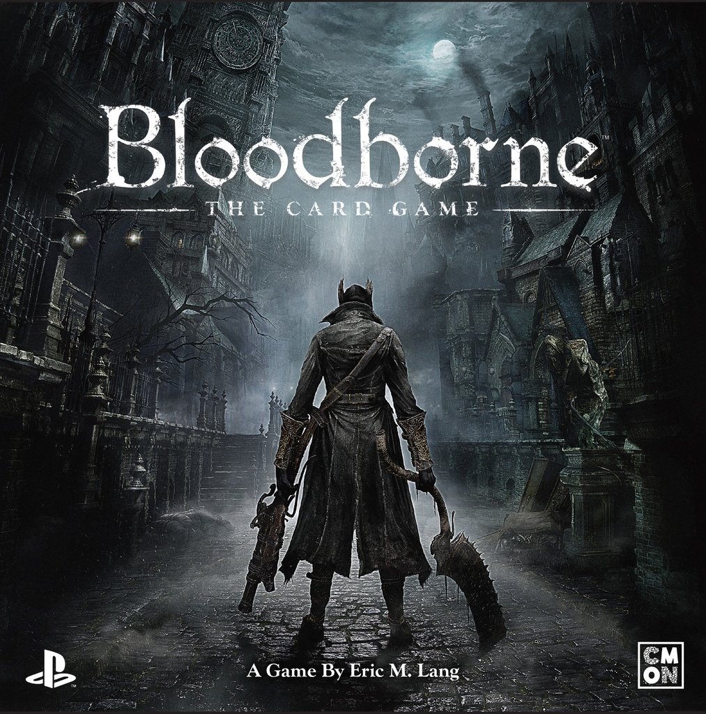 Review: Bloodborne: The Card Game