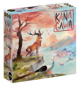 Kanagawa - Box