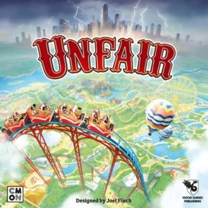 Unfair - Cover