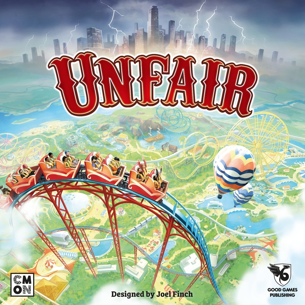 Review: Unfair