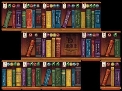 Ex Libris - Cards
